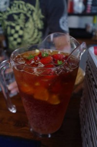 Our First Jug of PIMMS!