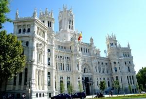 Palacio de Comunicaciones-the current Town Hall