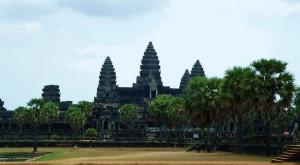 Angkor Wat by day