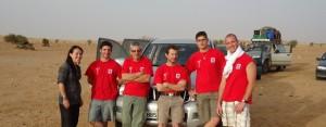 Shawna and Team France!!!