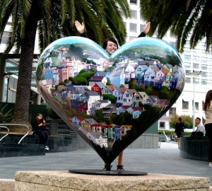 You stole my heart San Fransisco!!